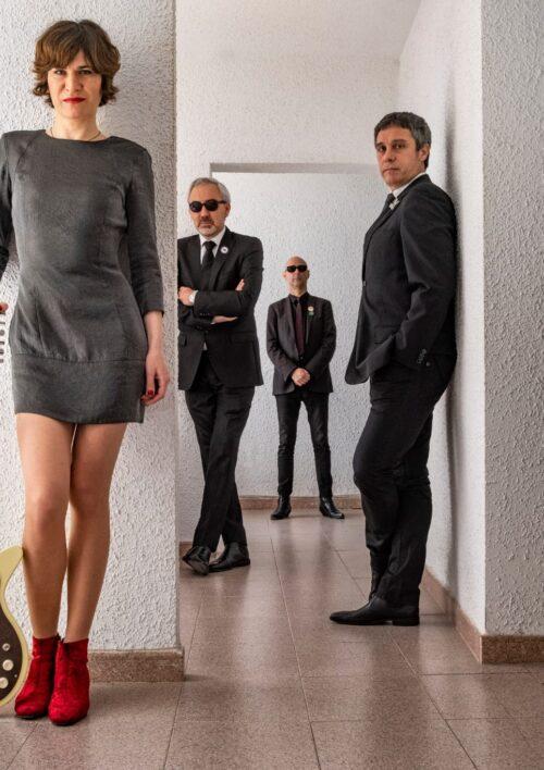 Alexandra & The Goldtriggers .Moliner 7 Zaragoza
