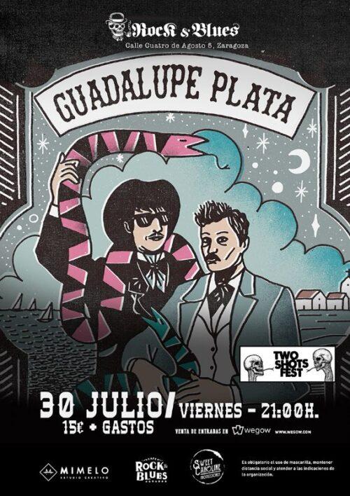 Guadalupe Plata.Zaragoza ROCK AND BLUES