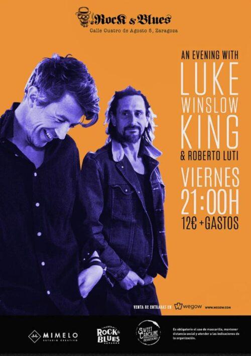 LUKE-WINSLOW-KING.Concierto-Rock-And-Blues-Zaragoza-.-Aragon-En-Vivo-