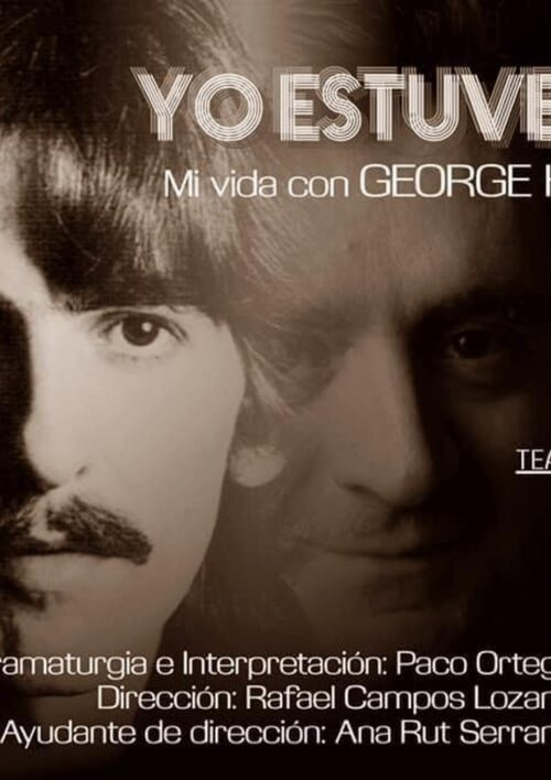 Mi Vida con George Harrison Big