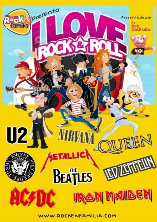 Rock-en-Familia-teatro-de-las-esquinas-i-love-rockanroll-espectaculos-familiares-en Zaragoza