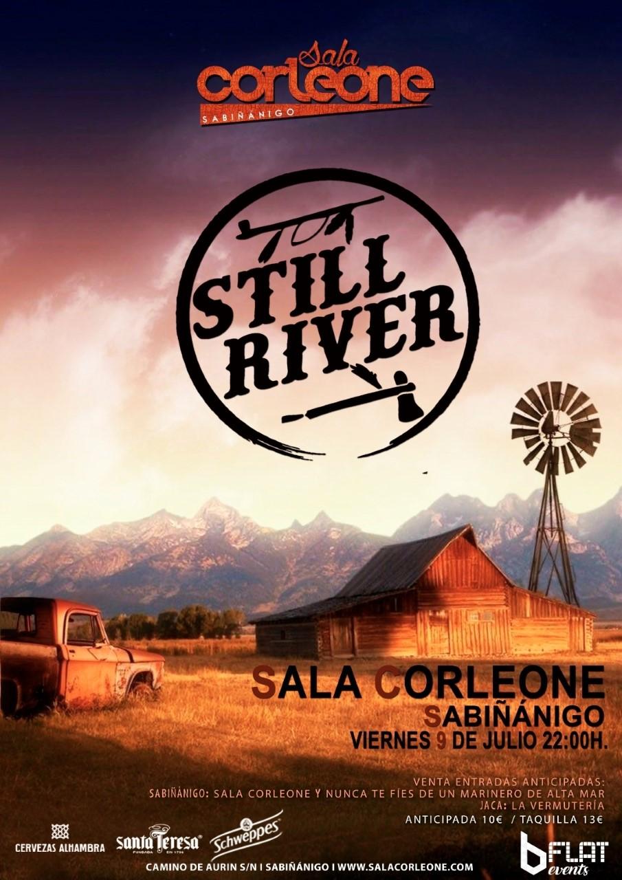 Still River Sala Corleone Sabiñanigo- Huesca