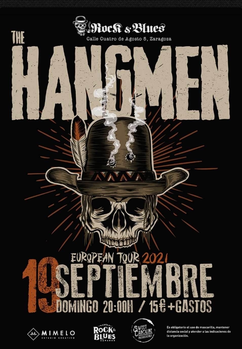 The Hangmen Rock and blues zaragoza