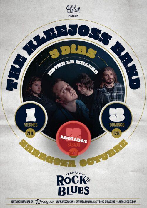 The-Kleejoss-Band-Rock-And-Blues-Zaragoza