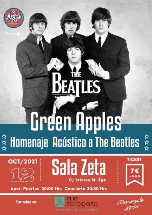 green-apples-homenaje-the-beatles-zaragoza