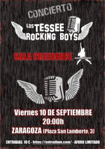 Los Tessee Rocking Boys