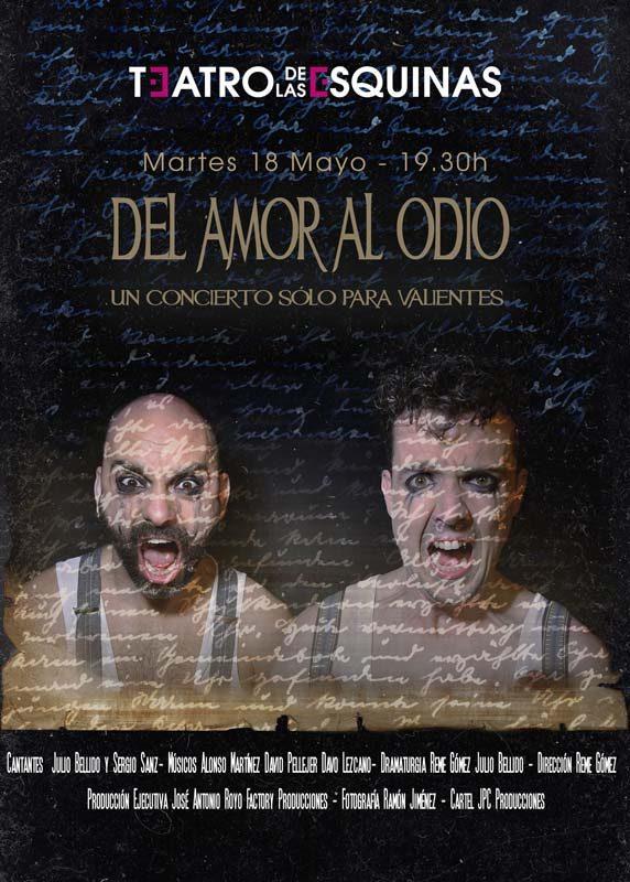 Sergio Sanz y Julio Bellido